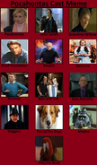 Marvelhontas Cast Meme