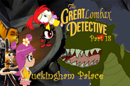 The Great Lombax Detective Part 18 - Buckingham Palace