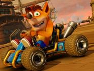 Mr Crash CTRNF