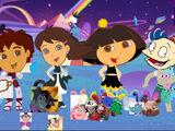 Dora: Full of Treasures