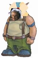 Mr Bilbo as Osmo