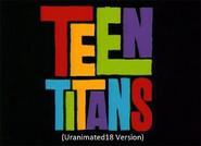 Teen Titans (Uranimated18 Version)