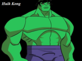 Hulk Kong (2005) (CarsFan360's Style)