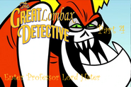 The Great Lombax Detective Part 4 - Enter Professor Lord Hater