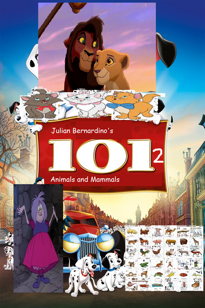 101 Mammals and Animals 2.
