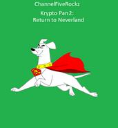 Krypto Pan 2 Return to Neverland
