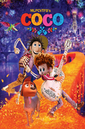 MLPCVTFB's Coco Poster
