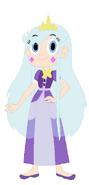 Young Queen Moon