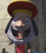 Duloc Mascot