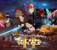Star Wars Episode 2 (TheLastDisneyToon's Version).