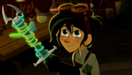 Varian from Tangled the Series