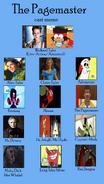 The Pagemaster Cast Meme