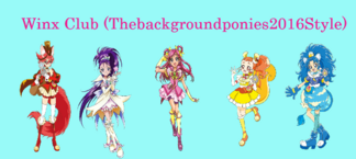 Winx Club Poster (Thebackgroundponies2016Style)