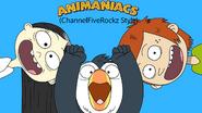 Animaniacs (ChannelFiveRockz Style) (Second Version)