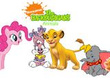 The Backyardigans Animals