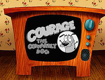 250px-Courage the Cowardly Dog intertitle