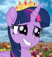 Twilight Sparkle in My Little Pony Crossover Villains