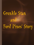 MLPCV - Grunkle Stan and Ford Pines' Story Book