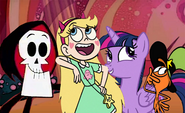 MLPCV - Star Butterfly Says Arrange the marriage