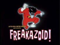 Freakazoid Title Card