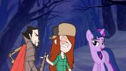 MLPCV - Ballister Blackheart Wendy Corduroy and Twilight Sparkle - Creepy Crawlies
