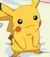 Pikachu in Pokemon Giratina and the Sky Warrior