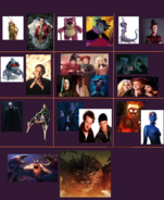 Unnofficial Disney Villains (Part 6)