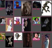 Unofficial Non-Disney Villains (Movies236367's Version) Part 2