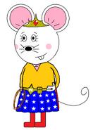 Wonder Mouse Girl (secret agent)