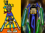 Thomas 2 (Boss Battles) - Part 10 - Thomas vs Iron Bert (Version 1)