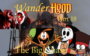 Wander Hood Part 18 - The Big Chase