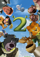 Baloo 2 (Shrek 2) poster