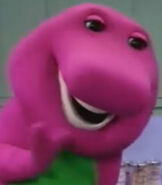 Barney in Barney You Can Be Anything