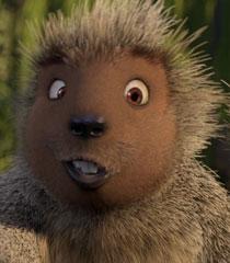 Lou the Porcupine
