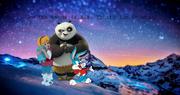 Po the Panda a.k.a. (Frosty the Snowman)