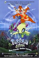 Pokemon 4Ever Poster TheBluesRockz