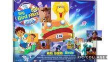 The BigBob BirdPants Movie- Poster