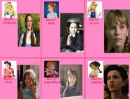 Unnofficial Disney Princesses (Movies236367's Version) Pt 4