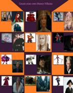 Disney Villains (Movies236367's Version)