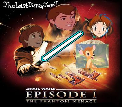 Star Wars Episode 1 (TheLastDisneyToon's Style)