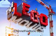 The Lego Movie (ChannelFiveRockz Style)