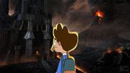 Ansi Arrival Evil Castle