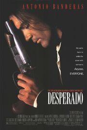 1995 - Desperado Movie Poster