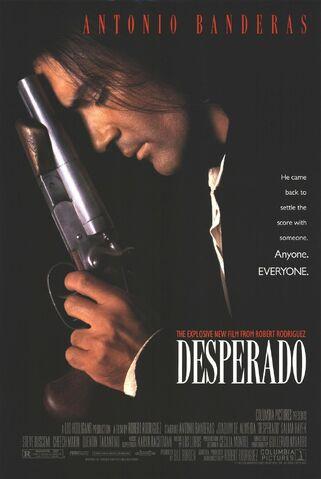 File:1995 - Desperado Movie Poster.jpg
