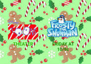 Disney XD Toons Theater Frosty The Snowman Promo 2017
