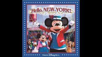 【TDS】【CD音源】ハロー、ニューヨーク!Hello! NewYork! (2018-NewShow)