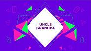 Disney XD Toons Uncle Grandpa Bumper 2015