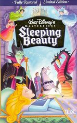 Opening to Sleeping Beauty 1996 VHS