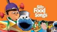 Cartoon silly food songs