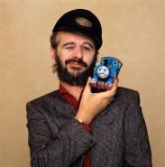 Ringo Starr with Thomas